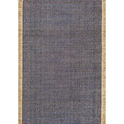 Tyson Blue Area Rug Rug Size: 76 x 96