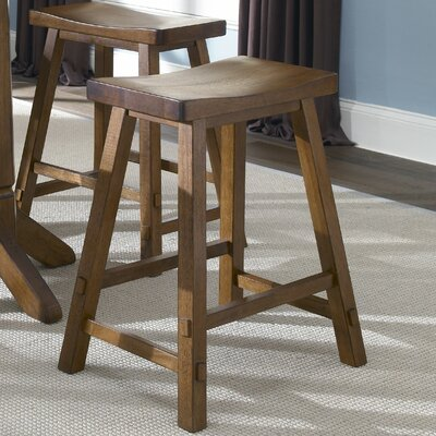 Marni 30 Bar Stool Finish: Tobacco