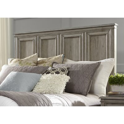 Grace Panel Headboard Size: King