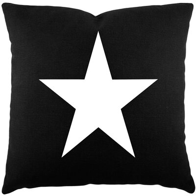Meridian Star Cotton Throw Pillow