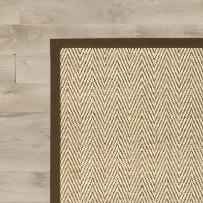 Genevieve Brown/Beige Area Rug