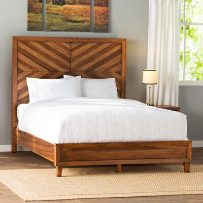 Blake Panel Bed Size: King
