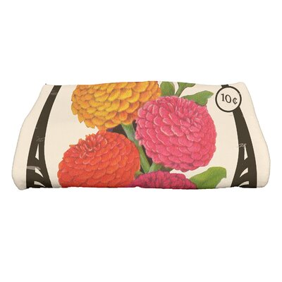 Swan Valley Bath Towel Color: Cream/Ivory