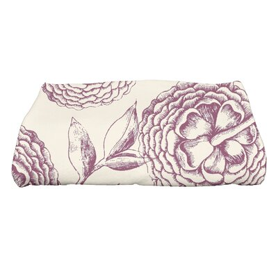 Swan Valley Bath Towel Color: Purple
