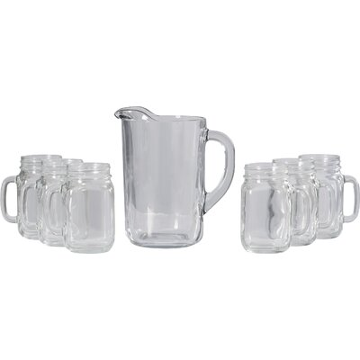 Gabin 7-Piece Sweet Tea Set