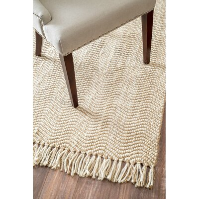 Christopher Hand-Woven Area Rug Rug Size: Rectangle 5 x 8
