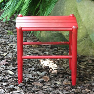 Bob Timberlake Cottage Side Table Finish: Barn Door Red