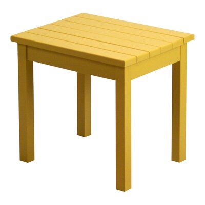 Franklin Springs End Table Finish: Cornbread
