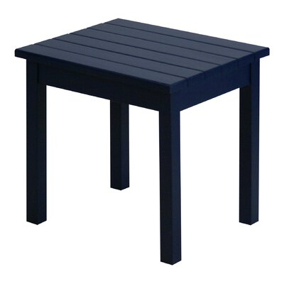 Franklin Springs End Table Finish: Midnight