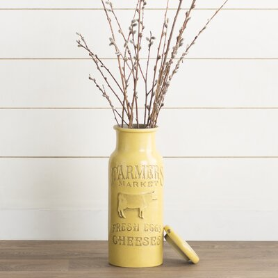 Beach Market Lidded Storage Jar
