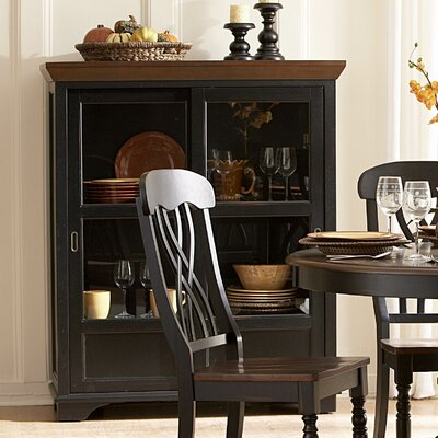 Frona Standard Display Stand Finish: Antique Black