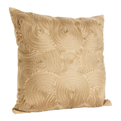 Montrose Throw Pillow Color: Khaki