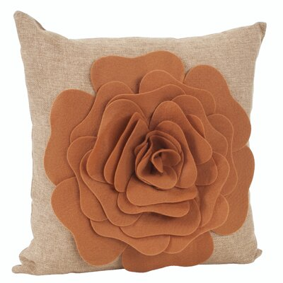 Montrose Throw Pillow Color: Caramel