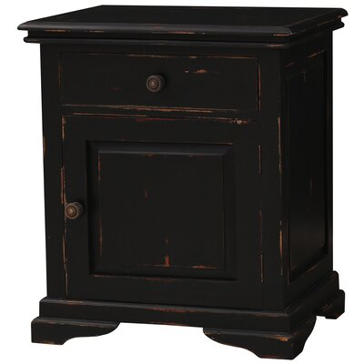 Lanier 1 Drawer Nightstand