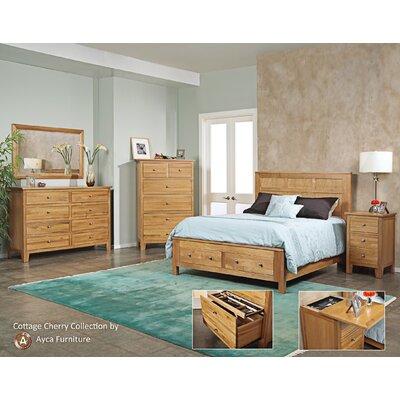 Allie Panel Customizable Bedroom Set