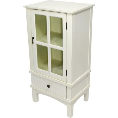 Alston 1 Drawer Accent Cabinet