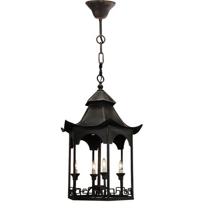 Danica 4-Light Foyer Pendant