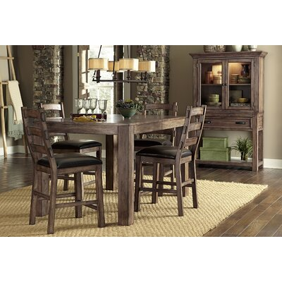 Aylin 5 Piece Counter Height Dining Set