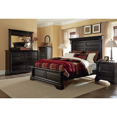 Findlay Panel Bed