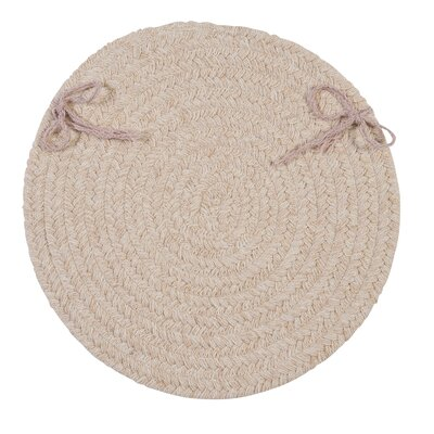 Dining Chair Cushion Color: Natural