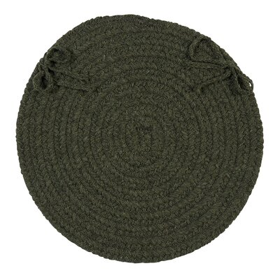 Dining Chair Cushion Color: Olive