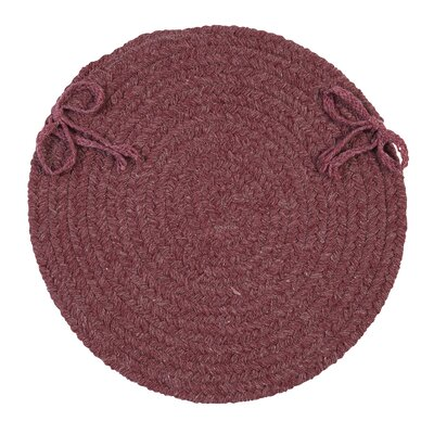 Dining Chair Cushion Color: Mauve