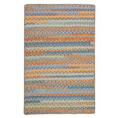 Surette Vintage Blue Rug Rug Size: Rectangle 2 x 4