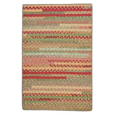 Surette Light Parsley Rug Rug Size: 8 x 11