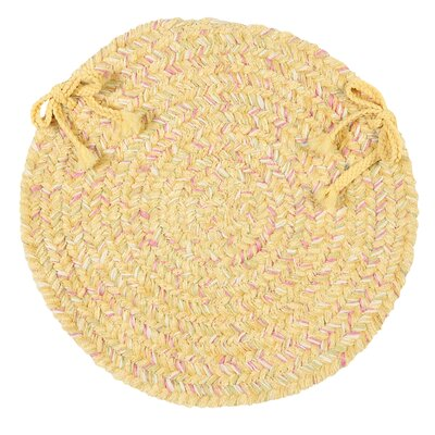 Annet Dining Chair Cushion Color: Banana