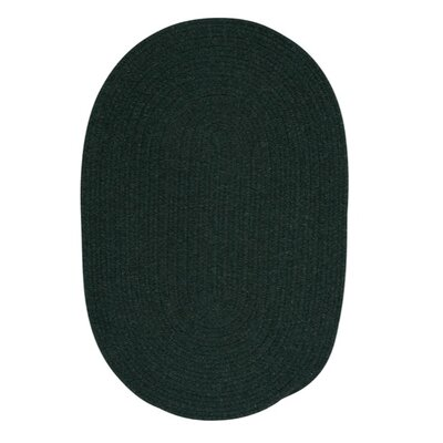 Navarrette Green Area Rug Rug Size: Oval 3 x 5