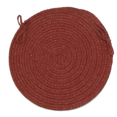 Chair Pad Color: Rosewood