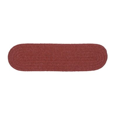 Navarrette Red Stair Tread Quantity: 13