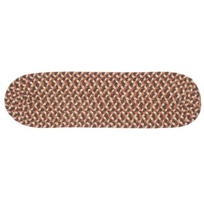 Fresnay Brown Stair Tread Quantity: 1