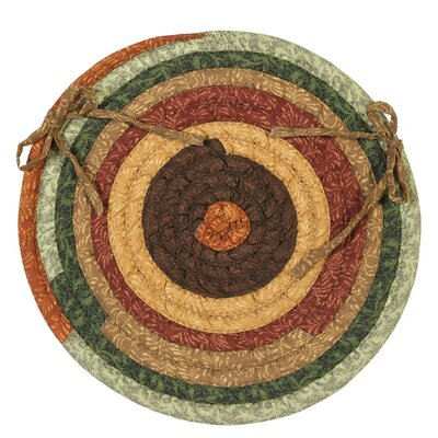 Chapelle Chair Pad Color: Forest