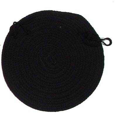 Chair Pad Color: Black