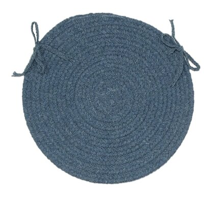Chair Pad Color: Federal Blue