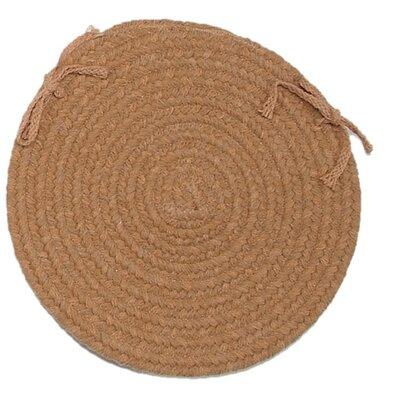 Chair Pad Color: Evergold