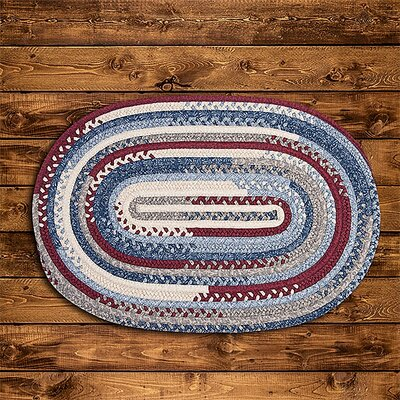 Surette Area Rug Rug Size: Oval 3 x 5