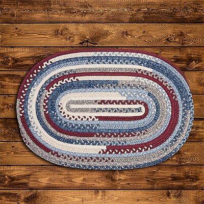 Surette Area Rug Rug Size: Oval 2 x 10