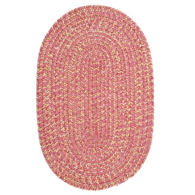 Annet Camerum Area Rug Rug Size: Oval 2' x 3'