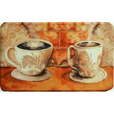 Robicheaux Coffee House Kitchen Mat