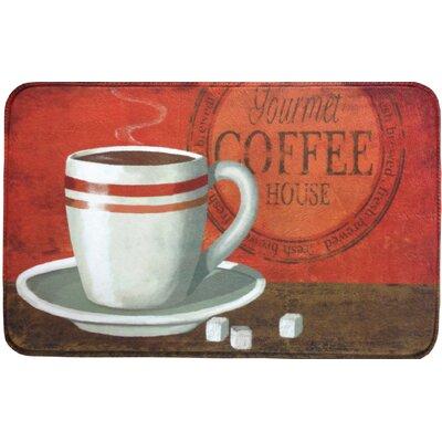 Robicheaux Gourmet Coffee Kitchen Mat