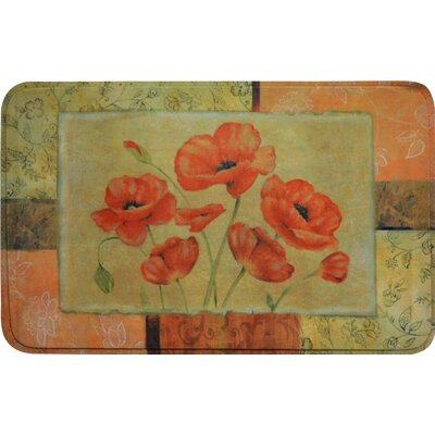 Robicheaux Bloom Kitchen Mat