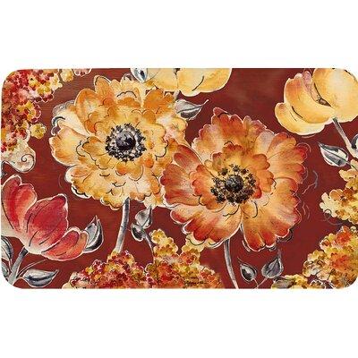 Robicheaux Floral Kitchen Mat