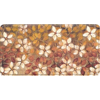 Rondeau Scattered Bloom Kitchen Mat
