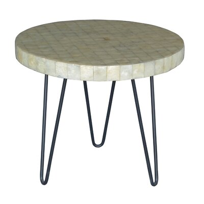 Rondeau End Table