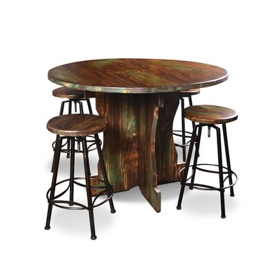 Conrad 5 Piece 37 Pub Table Set