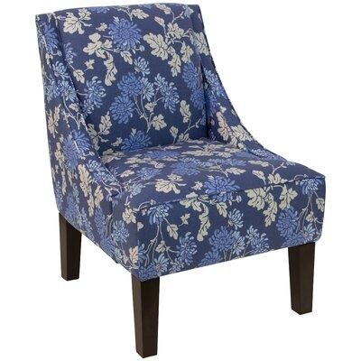 Toussaint Swoop Slipper Chair