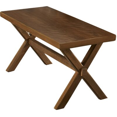 Gardner Wood Dining Bench Finish: Honey