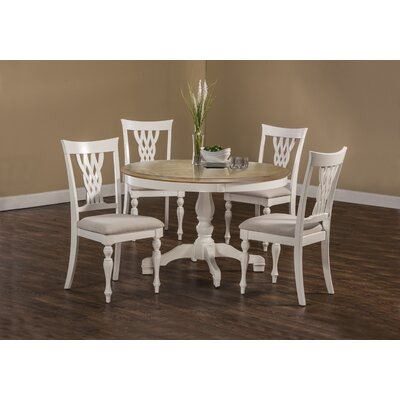 Carcassonne 5 Piece Dining Set